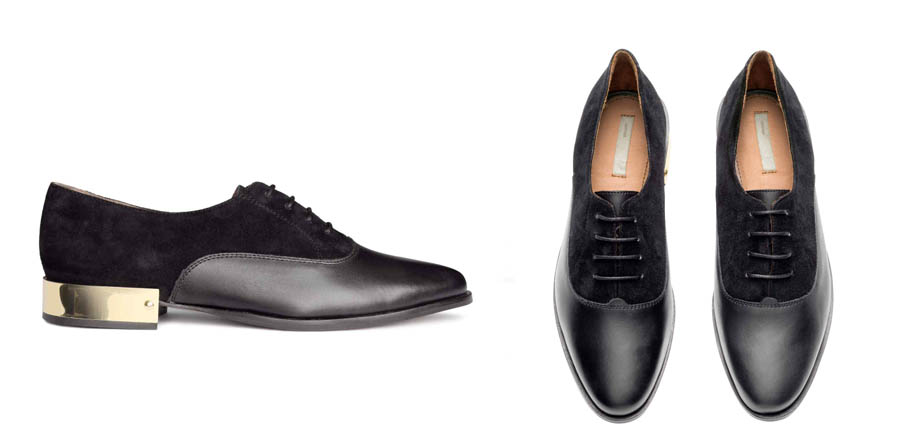 San Francisco 4ebab 4df16 Zapatos Oxford H&M - L'epicentre