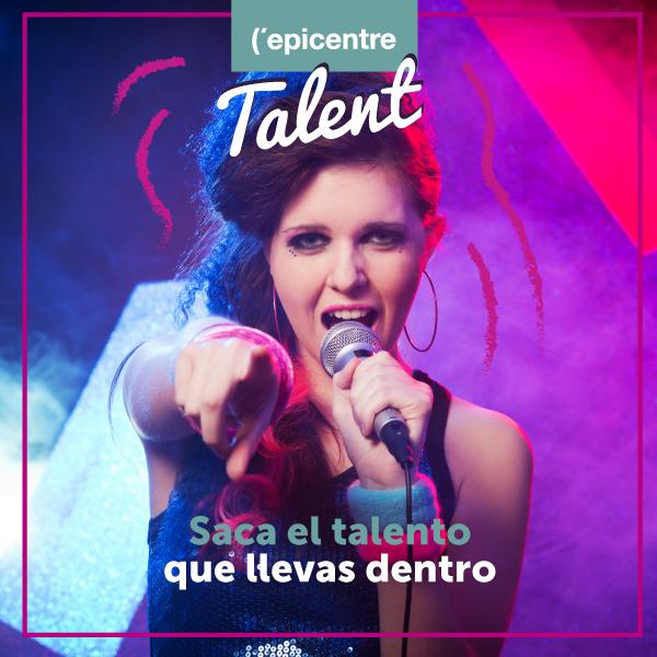 Saca el talento que llevas dentro