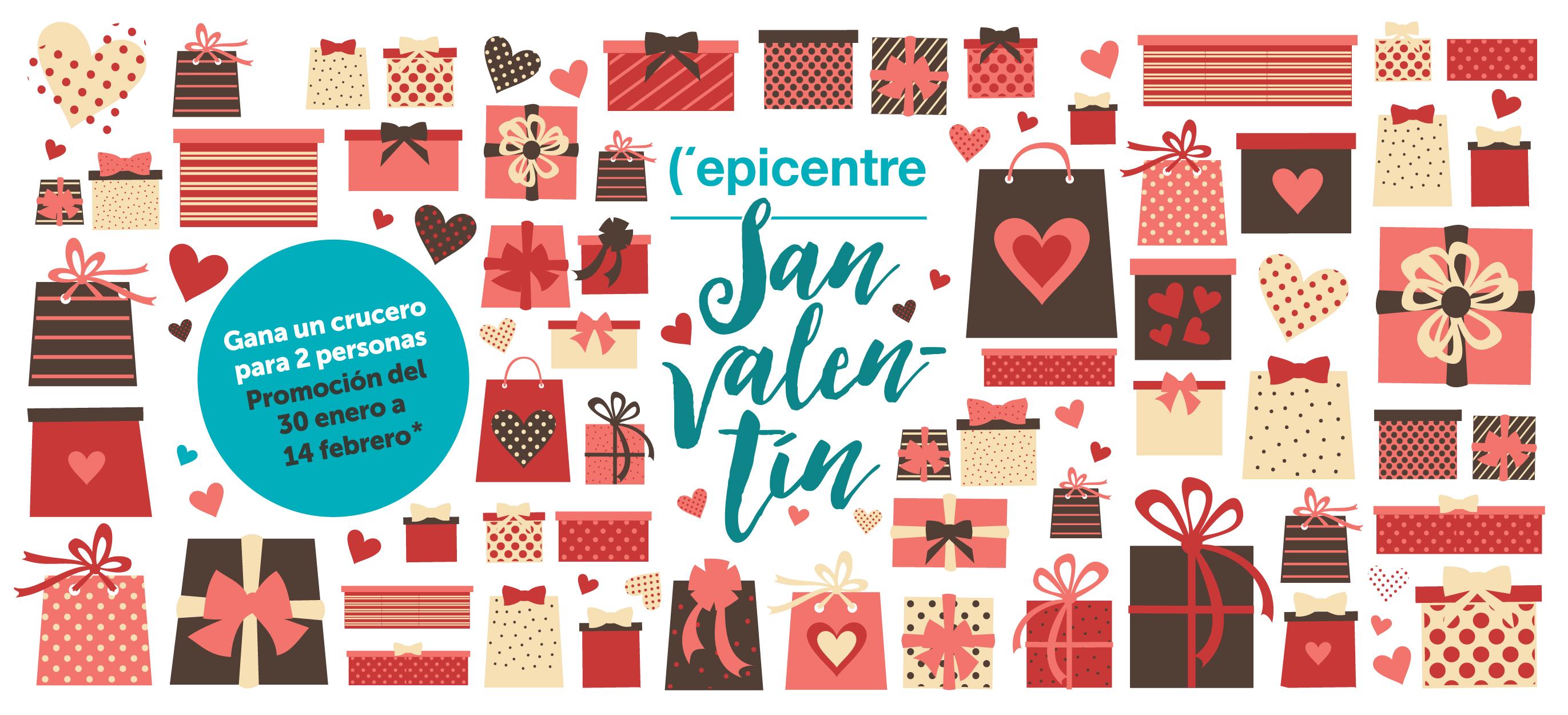 San Valentín 'Vete de Crucero Romántico'